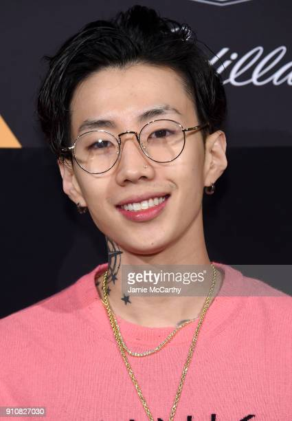 Musician Jay Park attends Republic Records Celebrates the GRAMMY Awards in Partnership with Cadillac Ciroc and Barclays Center at Cadillac House on...