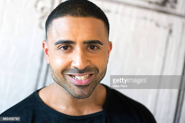 Musician Jay Sean attends the AOL Build Speaker Series to discuss Make My Love Go at AOL HQ on August 2 2016 in New York City