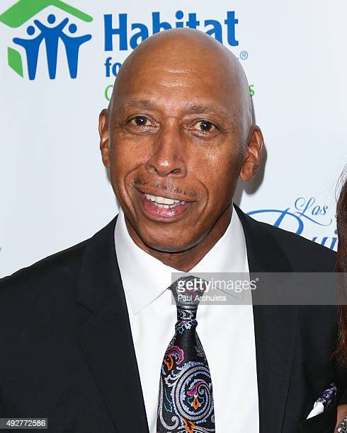 Musician Jeffrey Osborne attends the Habitat For Humanity of Los Angeles Builders Ball at the Beverly Wilshire Four Seasons Hotel on October 14 2015...