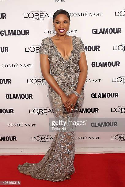 Musician Jennifer Hudson attends Glamour's 25th Anniversary Women Of The Year Awards at Carnegie Hall on November 9 2015 in New York City
