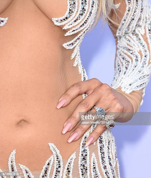 Musician Jennifer Lopez attends the 2015 Billboard Music Awards at MGM Grand Garden Arena on May 17, 2015 in Las Vegas, Nevada.
