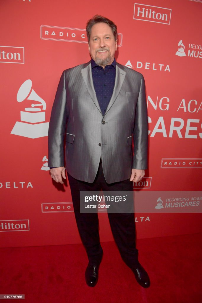 60th Annual GRAMMY Awards - MusiCares Person Of The Year Honoring Fleetwood Mac - Red Carpet