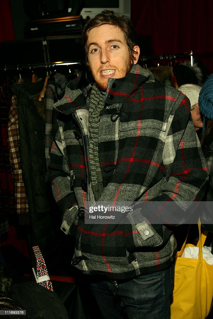 Musician Jesse Carmichael of Maroon 5 attends the Kenneth Cole Reaction Lounge at STEREO on January 18, 2008 in Park City, Utah.