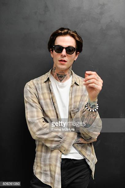 Musician Jesse Rutherford of 'The Neighbourhood' attends the book launch for '' at FourTwoFour on Fairfax on April 29 2016 in Los Angeles California