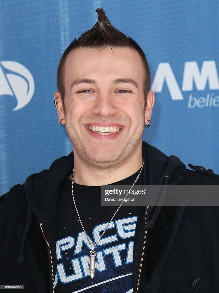 Musician Jesse Snider attends the 2013 NAMM Show - Day 1 at the Anaheim Convention Center on January 24, 2013 in Anaheim, California.