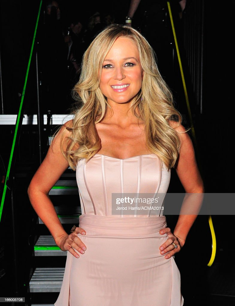 Musician Jewel backstage during the 48th Annual Academy Of Country Music Awards - ACM Fan Jam at Orelans Arena on April 7, 2013 in Las Vegas, Nevada.