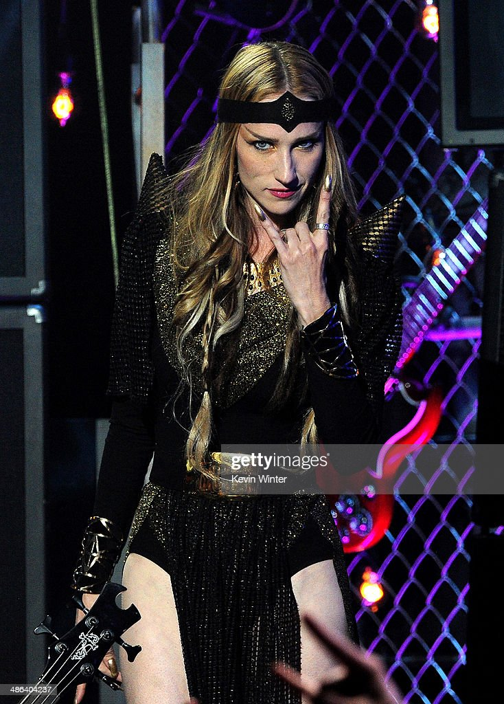 2014 Revolver Golden Gods Awards - Show
