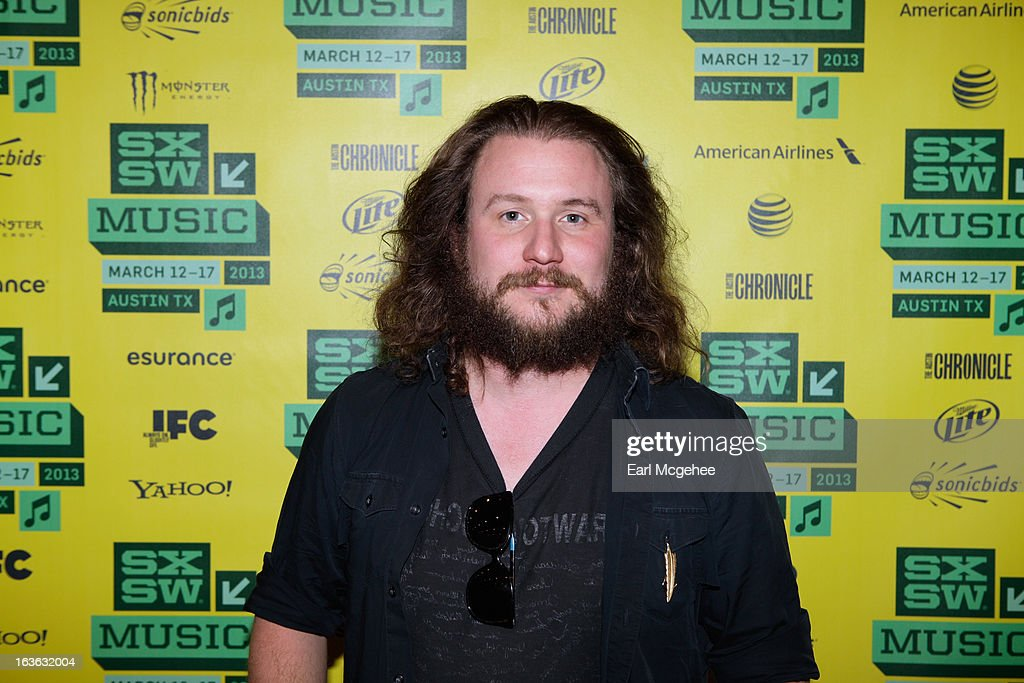 SXSW Interview: Jim James - 2013 SXSW Music, Film + Interactive Festival