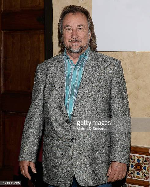 Musician Jim Messina poses during his attendance at the 29th Annual Charlie Awards Luncheon by The Hollywood Arts Council at Hollywood Roosevelt...