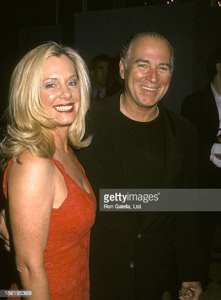 Musician Jimmy Buffett and Jane Slagsvol attend 17th Annual Rita Hayworth Alzheimer's Benefit Gala on October 9 2001 at the Waldorf Astoria Hotel in...