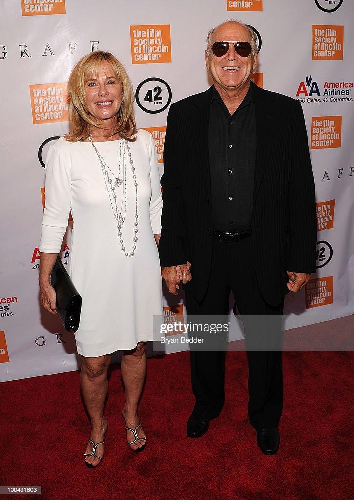 37th Annual Chaplin Award Gala Honoring Michael Douglas - Arrivals : News Photo
