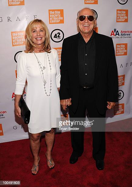 Musician Jimmy Buffett and Jane Slagsvol attend the The Film Society of Lincoln Center's 37th Annual Chaplin Award gala at Alice Tully Hall on May 24...