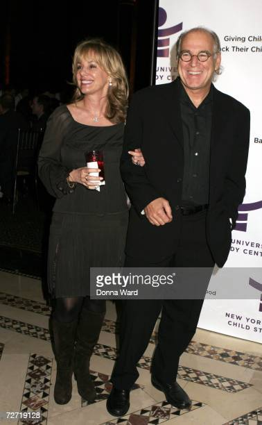 Musician Jimmy Buffett and wife Jane Slagsvol arrive for the New York University Child Study Center Gala at Cipriani in midtown on December 4 2006 in...