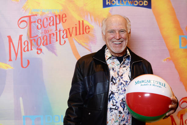 "CA: Jimmy Buffett's ""Escape To Margaritaville"" L.A. Premiere Engagement"