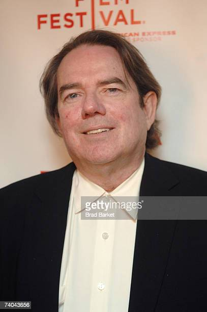 Musician Jimmy Webb at the ASCAP Tribeca Music Lounge held at the Canal Room during the 2007 Tribeca Film Festival on May 1 2007 in New York City