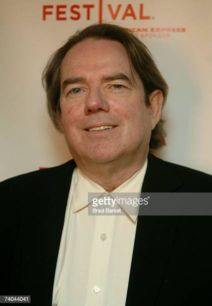 Musician Jimmy Webb poses at the ASCAP Tribeca Music Lounge held at the Canal Room during the 2007 Tribeca Film Festival on May 1 2007 in New York...