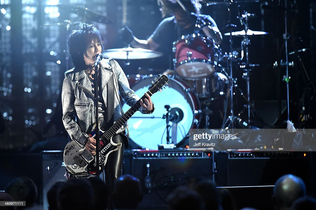 29th Annual Rock And Roll Hall Of Fame Induction Ceremony - Show : News Photo