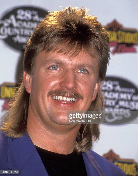 Musician Joe Diffie attends the 289th Annual Academy of Country Music Awards on May 11 1993 at Universal Amphitheatre in Universal City, California.