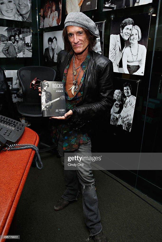 Celebrities Visit SiriusXM Studios - October 6, 2014