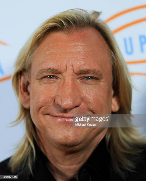 Musician Joe Walsh of 'The Eagles' attends the 10th Annual Lupus LA Orange Ball at the Beverly Wilshire Four Seasons Hotel on May 6 2010 in Beverly...