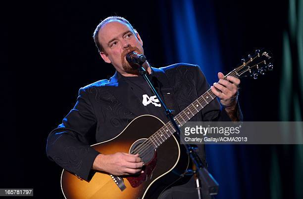 Musician John Carter Cash performs onstage during Night 1 of the 48th Annual Academy of Country Music Awards Orleans After Dark at The Orleans on...