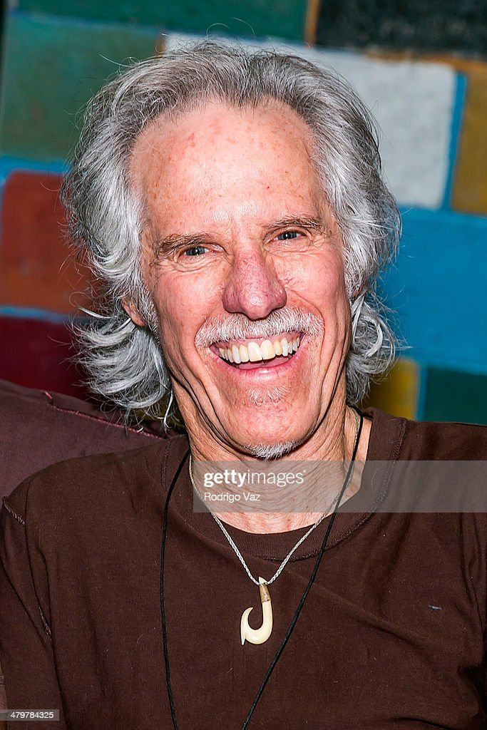 Musician John Densmore attends the Record Store Day LA Press Conference 2014 at Amoeba Music on March 20, 2014 in Hollywood, California.