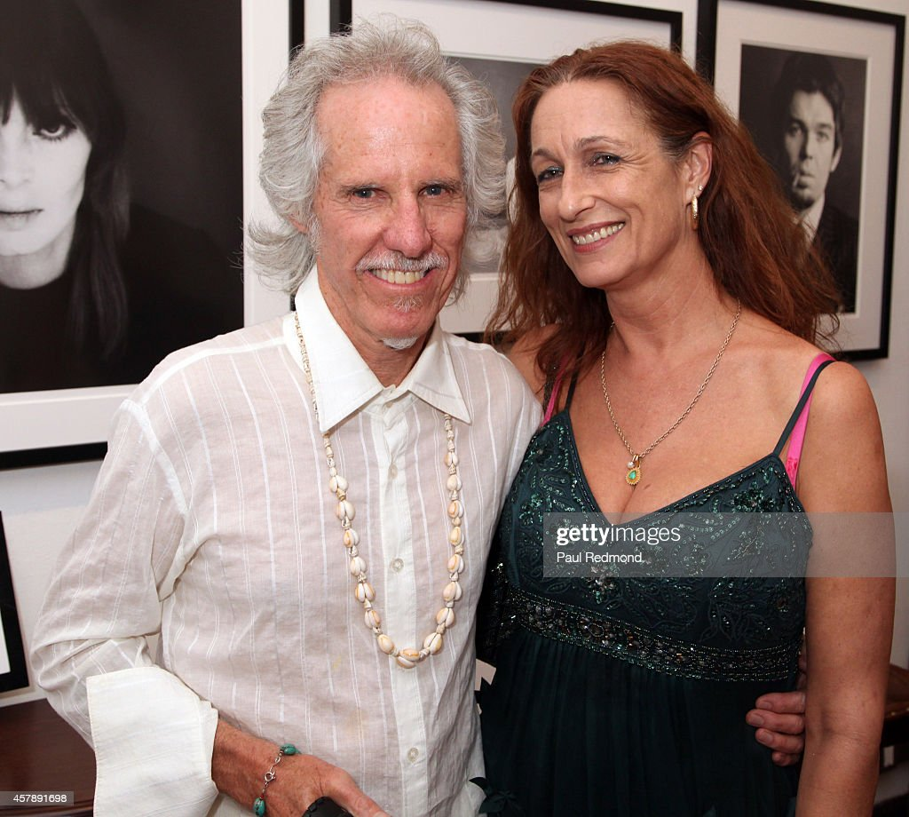"""""""Big Shots: Rock Legends & Hollywood Icons"""" Guy Webster Book Release & Photo Exhibit Reception : News Photo"""