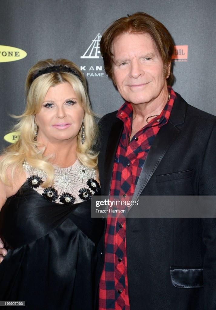 28th Annual Rock and Roll Hall Of Fame Induction Ceremony - Arrivals