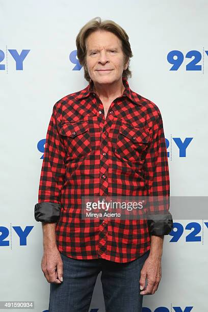 Musician John Fogerty attends 92nd Street Y Presents Creedence Clearwater Revival's John Fogerty In Conversation with Alan Light at 92nd Street Y on...