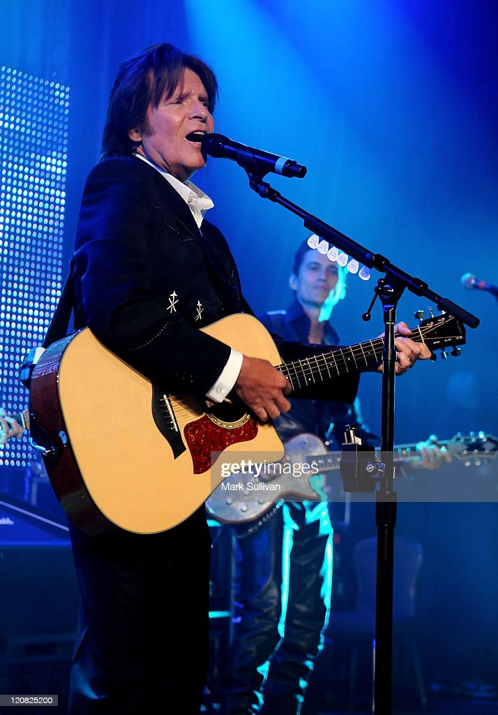 Musician John Fogerty onstage during the 58th Annual BMI Pop Awards held at the Beverly Wilshire Hotel on May 18, 2010 in Beverly Hills, California.