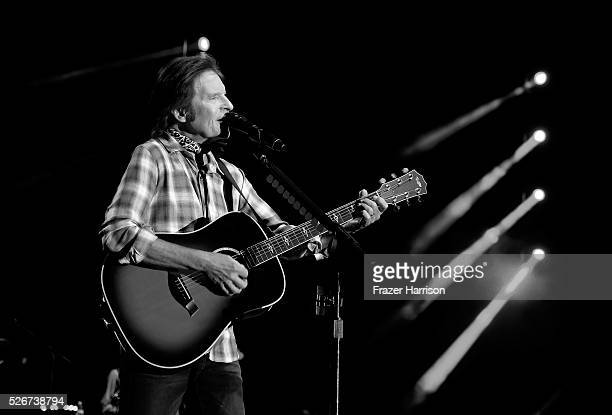Musician John Fogerty performs during 2016 Stagecoach California's Country Music Festival at Empire Polo Club on April 30 2016 in Indio California
