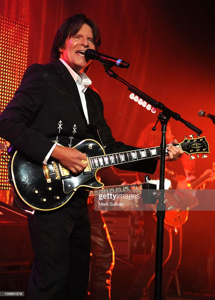 Musician John Fogerty performs onstage during the 58th Annual BMI Pop Awards held at the Beverly Wilshire Hotel on May 18, 2010 in Beverly Hills, California.