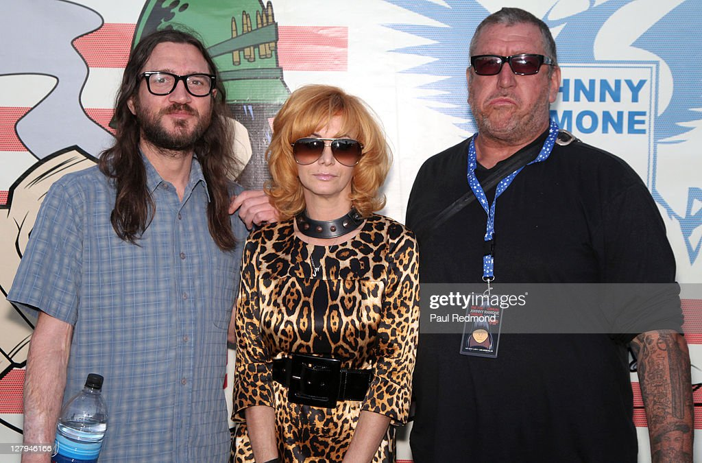 The 7th Annual Johnny Ramone Tribute : News Photo