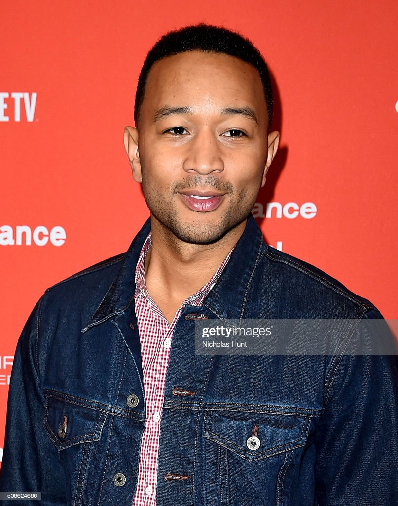 Musician John Legend attends the 'Southside With You' Premiere during the 2016 Sundance Film Festival at Eccles Center Theatre on January 24, 2016 in Park City, Utah.