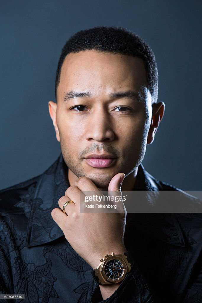 John Legend, Los Angeles Times, November 26, 2016