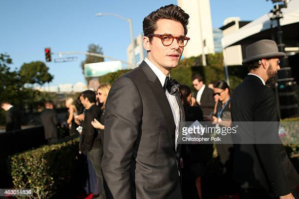 Musician John Mayer attends The 57th Annual GRAMMY Awards at the STAPLES Center on February 8 2015 in Los Angeles California
