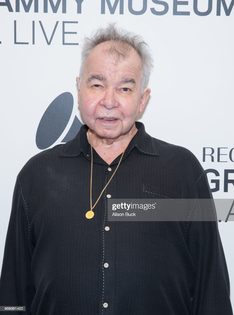 John Prine at The GRAMMY Museum on May 16, 2018 in Los Angeles, California.