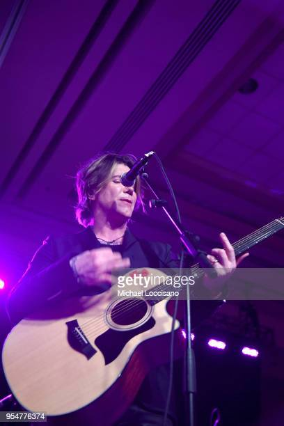 Musician John Rzeznik performs onstage during the Unbridled Eve Gala during the 144th Kentucky Derby at Galt House Hotel Suites on May 4 2018 in...