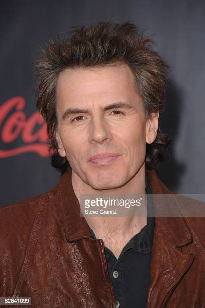 Musician John Taylor of Duran Duran arrives to the 2007 American Music Awards at the Nokia Theatre on November 18 2007 in Los Angeles California