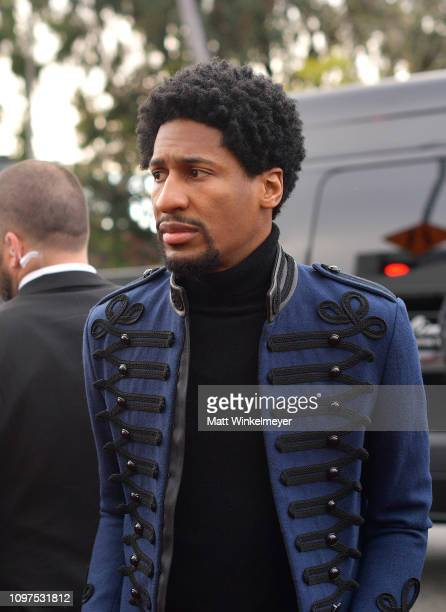 Musician Jon Batiste attends the 61st Annual GRAMMY Awards at Staples Center on February 10 2019 in Los Angeles California