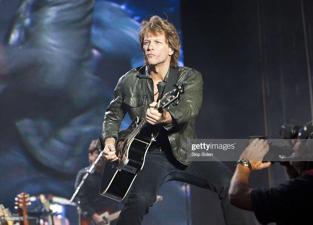 Concerts For The Coast Series Presents: Bon Jovi : News Photo