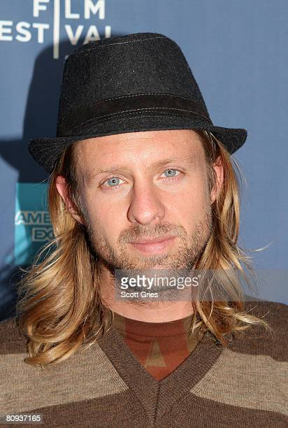 Musician Jon Foreman attends the Tribeca ASCAP Music Lounge during the 2008 Tribeca Film Festival on April 30, 2008 in New York City.