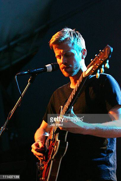 Musician Jonnie Russell of Cold War Kids performs in concert at Stubb's BarBQ on April 1 2011 in Austin Texas