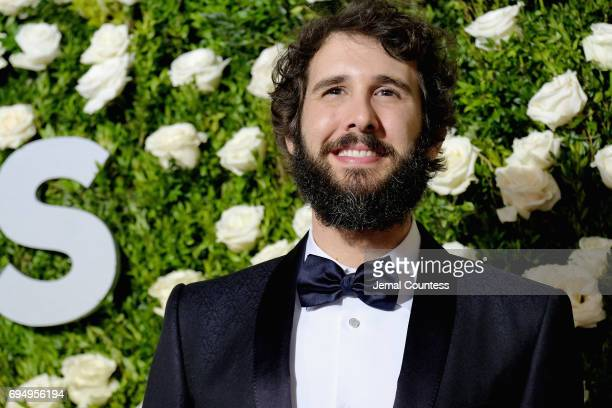 Musician Josh Groban attends the 2017 Tony Awards at Radio City Music Hall on June 11 2017 in New York City