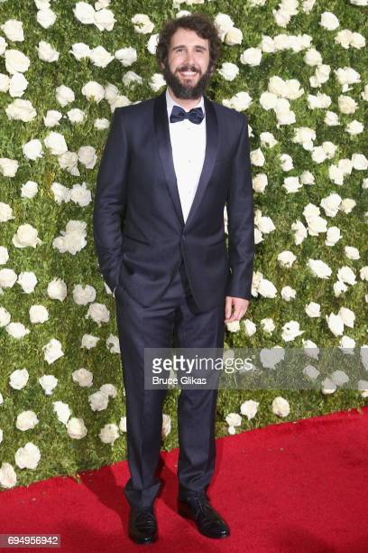 Musician Josh Groban attends the 71st Annual Tony Awards at Radio City Music Hall on June 11 2017 in New York City