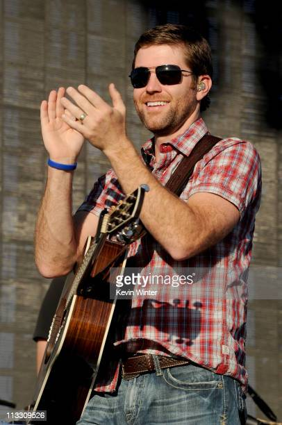 Musician Josh Turner performs onstage during 2011 Stagecoach California's Country Music Festival at the Empire Polo Club on May 1 2011 in Indio...