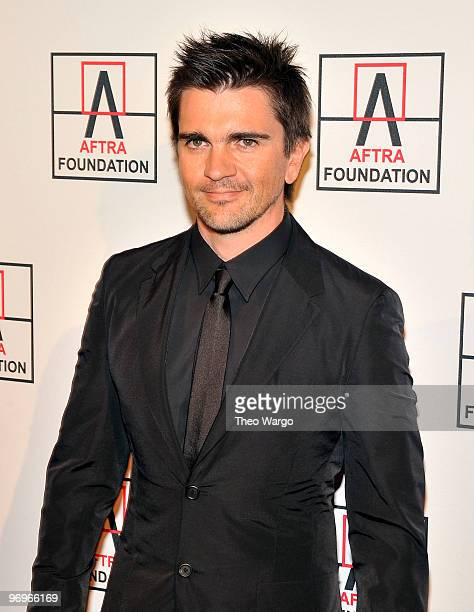 Musician Juanes attends the 2010 AFTRA AMEE Awards at The Grand Ballroom at The Plaza Hotel on February 22, 2010 in New York City.
