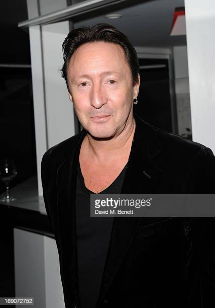 Musician Julian Lennon attends The Weinstein Company Party in Cannes hosted by Lexus and Chopard at Baoli Beach on May 19 2013 in Cannes France