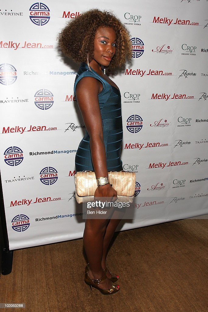 Musician K Foxx attends the 3rd annual Geminis Give Back at 1OAK on June 13, 2010 in New York City.