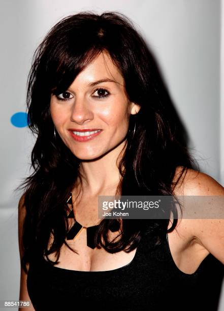Musician Kara DioGuardi attends NMPA 2009 Annual Meeting at Marriot Marquis on June 17, 2009 in New York City.